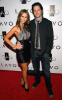 Jennifer Love Hewitt and Jamie Kennedy attended the 4th Anniversary of Tao Nightclub in Las Vegas on October 3rd 2009 5