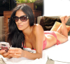 Nicole Scherzinger was spotted wearing a pink bikini at the Bare Pool Lounge party at the Mirage Hotel and Casino to celebrate the 20th anniversary of the resort on October 3rd 2009 3