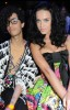 Sliimy and Katy Perry at the Castelbajac Ready To Wear fashion show during Paris Fashion Week Spring Summer 2010 collection on October 6th 2009 1