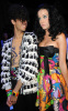Sliimy and Katy Perry at the Castelbajac Ready To Wear fashion show during Paris Fashion Week Spring Summer 2010 collection on October 6th 2009 6