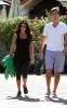 Kourtney Kardashian spotted walking with her boyfriend Scott Discick after having breakfast at Marmalade Cafe in Calabasas Los Angeles on September 24th 2009 3