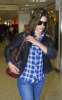 Penelope Cruz arrives at Heathrow Airport from Madrid in London England on September 28th 2009 3