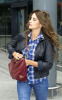 Penelope Cruz arrives at Heathrow Airport from Madrid in London England on September 28th 2009 1