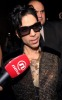 Prince attends the Yves Saint Laurent Pret A Porter Spring Summer 2010 Ready To Wear fashion show in Paris on October 5th 2009 5