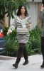 Kourtney Kardashian spotted shopping for new baby furniture at Bel Bambini boutique in Beverly Hills on October 7th 2009 6