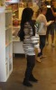 Kourtney Kardashian spotted shopping for new baby furniture at Bel Bambini boutique in Beverly Hills on October 7th 2009 3