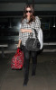Khloe Kardashian spotted arriving at Los Angeles International Airport in Los Angeles California on October 6th 2009 3