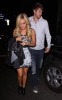 Ashley Tisdale and boyfriend Scott Speer spotted arriving at the STK restaurant in Los Angeles on the night of October 8th 2009 6