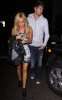 Ashley Tisdale and boyfriend Scott Speer spotted arriving at the STK restaurant in Los Angeles on the night of October 8th 2009 5