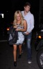 Ashley Tisdale and boyfriend Scott Speer spotted arriving at the STK restaurant in Los Angeles on the night of October 8th 2009 3
