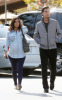Kourtney Kardashian and her boyfriend Scott Disick spotted at the Marmalade Cafe in Los Angeles on October 8th 2009 6