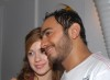 Khawla and Tamer Hosni meeting together 9