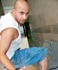 Mohamad Qwaider new photos of September 2009 showing his new tattoo 4
