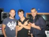 Nader Quirat photo while recording a new song in the studio of Beirut Lebanon 4