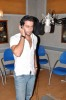 saed ramadan photo while recording his new song at the studio 3