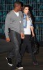 Kim Kardashian and Reggie Bush were spotted out for a dinner date in Brentwood on October 10th 2009 4