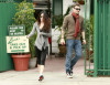 Megan Fox and her boyfriend Brian Austin Green seen leaving Zachs Cafe in Studio City California on October 12th 2009 4