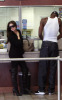 Khloe Kardashian and Lamar Odom were spotted spending time together in Los Angeles on October 11th 2009 2