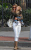 Alessandra Ambrosio and her baby daughter Anja Louise were spotted out in the West Willage of New York City on October 12th 2009 3