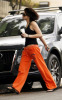 Ashley Greene was spotted getting out of her car with a paper coffee cup in Los Angeles on October 12th 2009 1