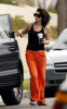 Ashley Greene was spotted getting out of her car with a paper coffee cup in Los Angeles on October 12th 2009 4