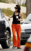 Ashley Greene was spotted getting out of her car with a paper coffee cup in Los Angeles on October 12th 2009 3