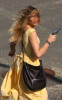 Cameron Diaz spotted running with a gun in her hand while filming a scene of the new film Wichita in Boston Massachusetts on October 12th 2009 1