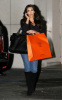 Kim Kardashian was spotted shopping at Hermes boutique in Beverly Hills on October 12th 2009 1