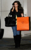 Kim Kardashian was spotted shopping at Hermes boutique in Beverly Hills on October 12th 2009 2