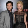 Penn Badgley and Amber Heard attend the movie premiere of The Stepfather at the SVA Theater on October 12th 2009 in New York City 5