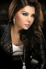 Haifa Wehbe studio photo shoot of september 2009 2