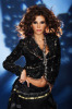 Lebanese singer Nelly Maqdesy picture from a beautiful studio shoot wearing a gypsy style outfit 4