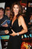 Cindy Crawford attends the opening gala premiere of Fantastic Mr Fox during the The Times BFI London Film Festival held at The Odeon Leicester Square on October 14th 2009 in England 4