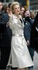Kaley Cuoco picture as she arrives at the Late show with David Letterman studio in New York on October 12th 2009 1