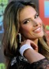 Alessandra Ambrosio attends the Los Premios MTV event on October 15th 2009