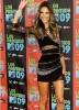 Alessandra Ambrosio arrives at the Los Premios MTV event on October 15th 2009