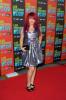Allison Iraheta arrives at the Los Premios MTV 2009 Latin America Awards held at Gibson Amphitheatre on October 15th 2009 in Universal City California 1