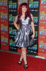 Allison Iraheta arrives at the Los Premios MTV 2009 Latin America Awards held at Gibson Amphitheatre on October 15th 2009 in Universal City California 5
