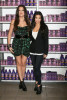 Khloe and Kim Kardashian introduce QuickTrim at the GNC store at the Beverly Center on October 15th 2009 in West Hollywood California 4