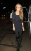 Audrina Patridge was spotted leaving Dominicks Restaurant after having dinner in West Hollywood on October 14th 2009 5