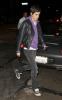 Samantha Ronson was spotted arriving at Dominicks Restaurant in West Hollywood on October 14th 2009 1