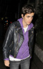 Samantha Ronson was spotted arriving at Dominicks Restaurant in West Hollywood on October 14th 2009 5
