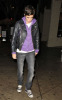 Samantha Ronson was spotted arriving at Dominicks Restaurant in West Hollywood on October 14th 2009 3
