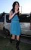 Selena Gomez arrives at Menchies Frozen Yogurt store in Sherman Oaks California on September 24th 2009 5