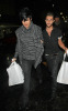 Adam Lambert and his boyfriend Drake LaBry spotted shopping at 7 Eleven store after attending the Star Magazine Party in Los Angeles on October 13th 2009 4