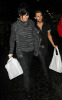 Adam Lambert and his boyfriend Drake LaBry spotted shopping at 7 Eleven store after attending the Star Magazine Party in Los Angeles on October 13th 2009 7