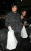 Adam Lambert and his boyfriend Drake LaBry spotted shopping at 7 Eleven store after attending the Star Magazine Party in Los Angeles on October 13th 2009 2