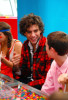 Mika visits Dylans Candy Bar for shopping rampage on October 16th 2009 in New York City 6
