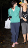 Ashley Greene was spotted leaving a nail salon in Vancouver Canada on October 16th 2009 1