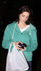 Ashley Greene was spotted leaving a nail salon in Vancouver Canada on October 16th 2009 3